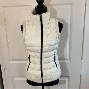 Calvin Klein | White | Puffy | Vest